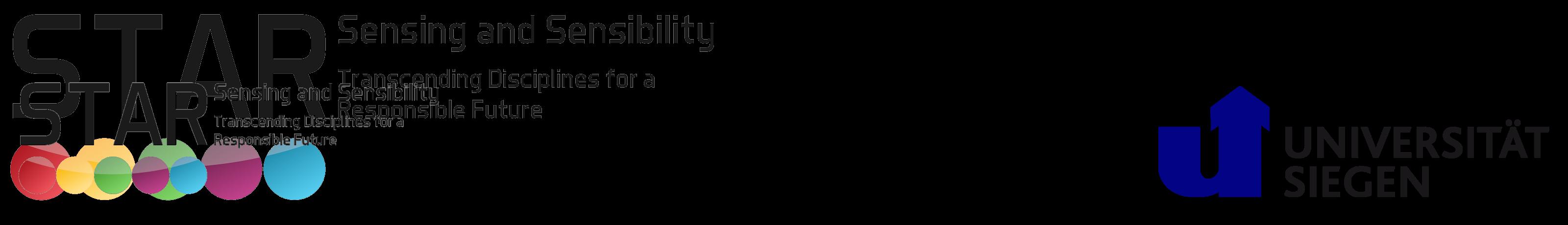 STAR Sensing and Sensibility Logo